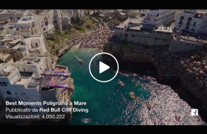 Red Bull Cliff Diving 2017