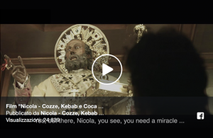 NICOLA – COZZE, KEBAB E COCA COLA